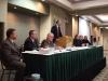 National Vice President Steven VanSlooten speaks to the Delegate body